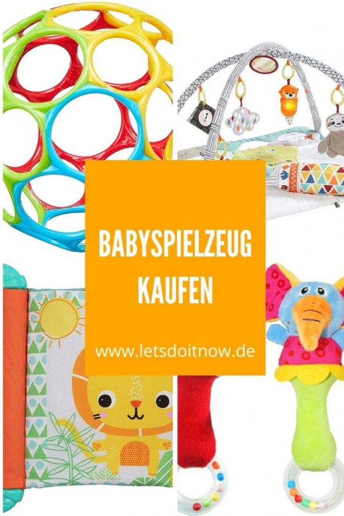 Tipps zum Kauf von Babyspielzeug