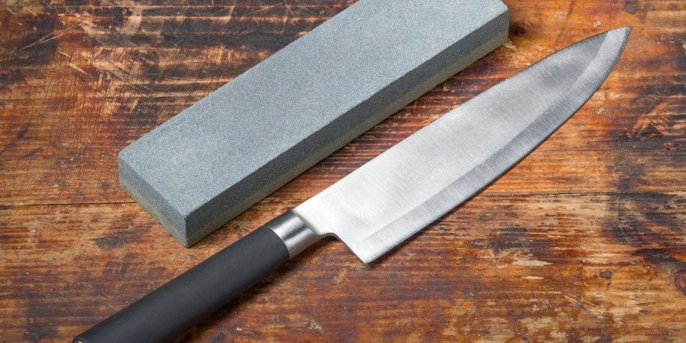 Messer schärfen leicht gemacht