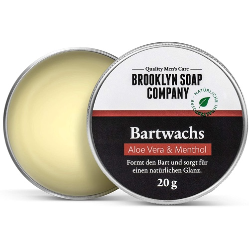 BROOKLYN SOAP COMPANY Bartwachs