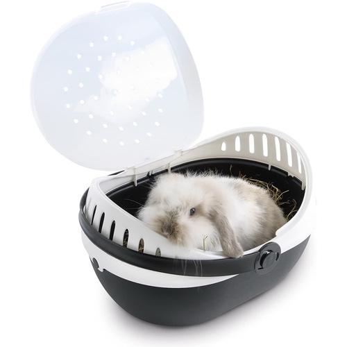 Meerschweinchen Zubehör: Nobby Transportbox