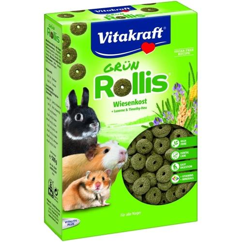 Vitakraft Grün-Rollis
