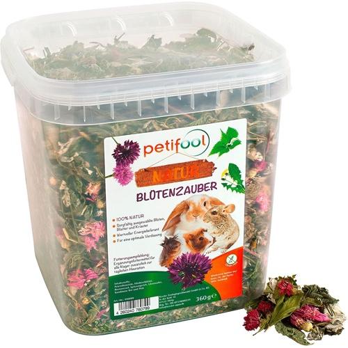 petifool Blütenzauber Ergänzungsfutter