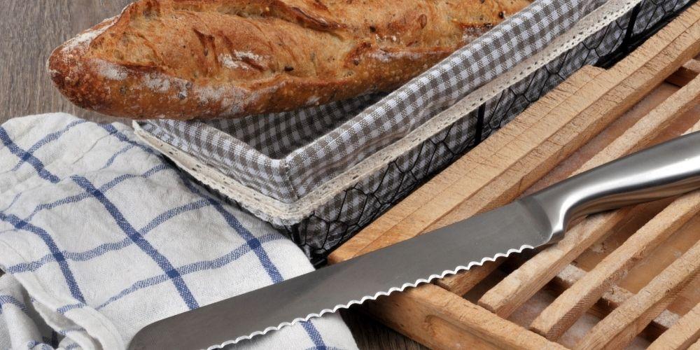 Brotmesser für Brot