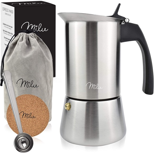 Milu Espressokocher